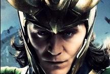 Loki/ Hiddleston Hottness / by Erin Puhan