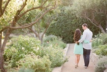 simple & sweet engagement / by Megan Pomeroy