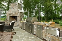 Outdoor Kitchens 'n Accessories / by Laura Wallace