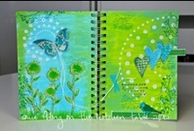 Art Journal Inspiration / by Tara Bouldin