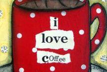 Coffee <3 / by Lilly Gonzalez