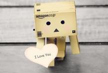 Amazon Box / The cutest little box in the world!  <3