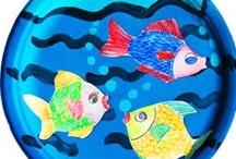 Coral Reef/Ocean Theme 4yr.