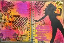 My Art Journal / by Tara Bouldin
