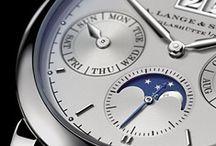 Time / Wrist watches I like / by José Rafael Luna López