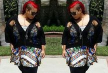 My Fashion / Outfits of the Day type posts! / by Makeup By Siryn
