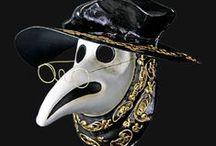 Mask - Mascaras / Mascaras / by José Rafael Luna López