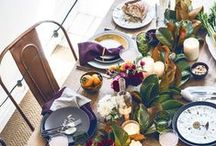 Thanksgiving / Celebrating all things festive and fall from DIY projects, tablescapes and more!  / by Savers / Value Village
