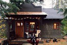 Cabin life. / .