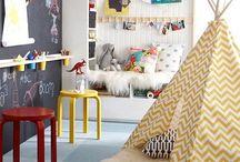 Decoration Ideas -  Nursery , Playroom