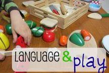 SLP - Language / by Allie Stringr