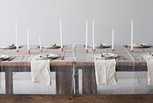 Gatherings. / Ambiance, styling, food pegs for Make it Blissful gatherings, workshops and other events.