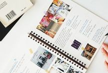 Journaling / Ideas on what and how to creatively journal.