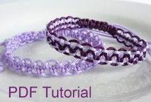 Friendship Bracelets / DIY: Friendship Bracelets / by Jennifer Colgan