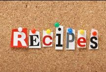 Healthy Recipes / Recipes that are taste good and are good for your body!