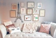house & home: gallery walls