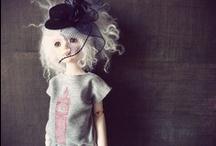 Dolls / by Dorene E. Bradley