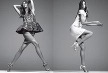 poses / I want work with Coco Rocha