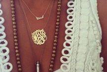Jewelry / by Mandy Fannin