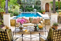 Outdoor spaces / by Millain Tuya