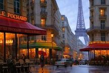 Paris Trip........again / by Sande Chase - A Gift Wrapped Life