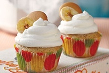 Cupcake Recipes / by Aliha Palmer Talton