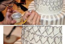 Cake Deco & Tutorials / by Aliha Palmer Talton