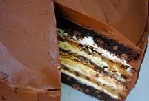 Cake & Frosting Recipes / by Aliha Palmer Talton