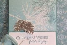 Cards & more - Christmas / 1001+ Christmas project ideas using Stampin' Up! Products.
