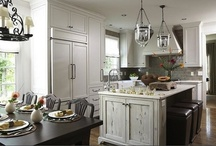 Kitchen / I want to cook here all day