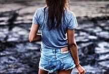 Denim All Day / by What to Wear When... (letitia naismith)