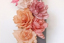 Paper Flowers / by Wendy Anderson