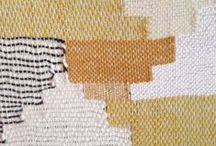 Textiles / { i would like to own you }