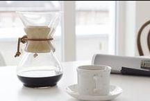 Tea / Coffee / { i need you both everyday }