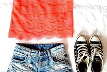 Converse Style / Cons are cool! / by stylescoop blog.com