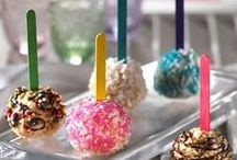 Stick It To Me / Because we're all about cake on a stick...celebrating other foods served up good on a stick