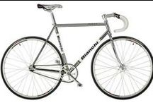 Fixed Gear Bicycles, Track Bicycles / The simplest, most elegant form of two wheel transportation / by Dave Wyatt