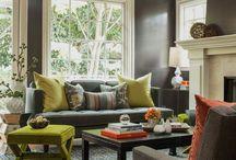 Interiors | Sitting room