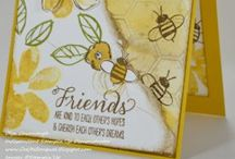 Cards & more - Friendship  & Thinking of You / Collection of projects to send to those special friends using Stampin' Up! products.