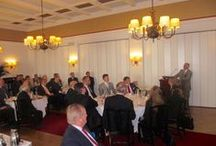 B3CF Meetings & Events / Photogallery of B3CF's meetings and events