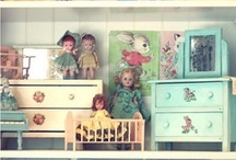 all kinds of dolls and dolly goodness