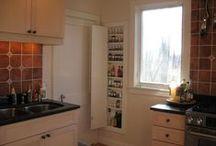 Organizing - Kitchen
