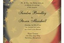 Fourth of July / American Independence day celebration and designs
