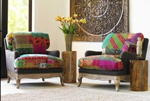 Home Decor: Chairs/Sofas / by GiftProfessor