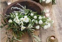 FLOWERS / Wedding flowers, bridal bouquets and centrepieces