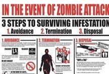 Zombie Apocalypse  / If it's Zombie related, it's here...