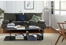 Small Space Solutions / Want big style in a small space? See ways to add style, comfort and function to spaces and multi-purpose rooms. / by Room & Board