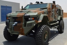 Specialty Vehicles - Police Military Anti-Zombie