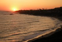 Laguna Beach / One of Southern California's most popular beach destinations