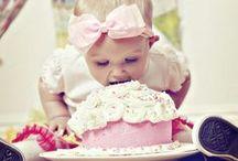 Cake Smash / Inspiration for your Cake Smash photoshoot